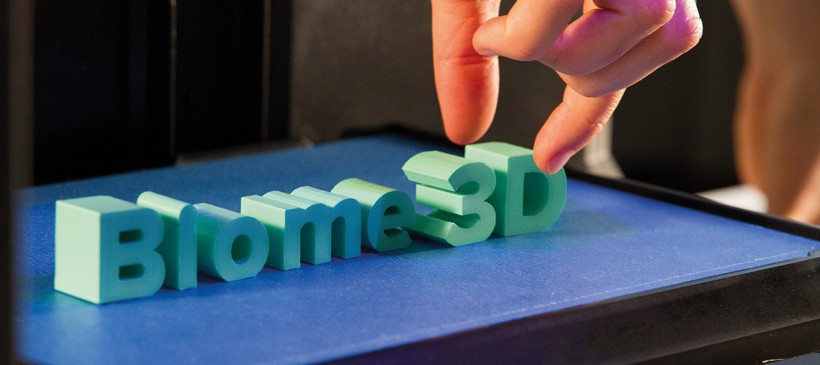 Biome Bioplastics launches new material for 3D printing