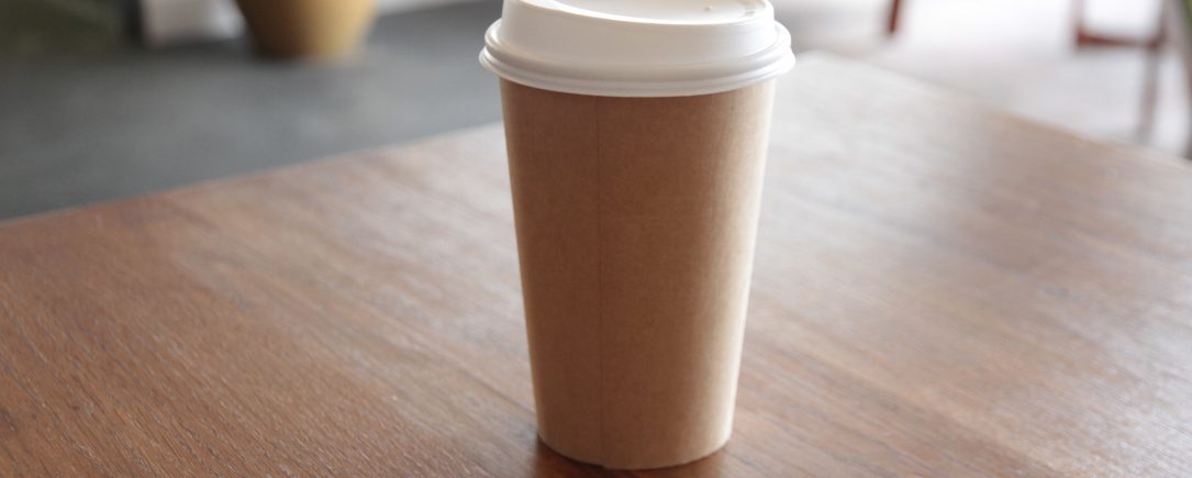 Biome Bioplastics aims to help slash coffee cup waste with its world-first plastics for takeaway beverage cups, made from plant-based sources.