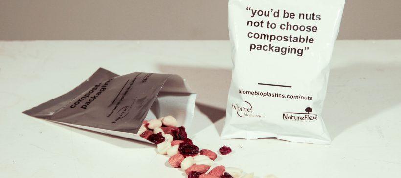 Biome Bioplastics and Futamura partner to demonstrate compostable multilayer packaging
